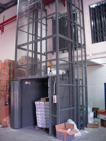 Goods Hoist Malaysia (Dumbwaiter)