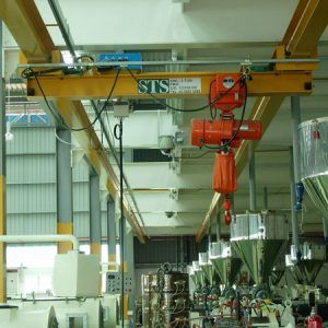 Electrical Underhung Cranes