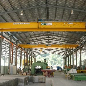 Double Girder Electrical Overhead Travelling Crane