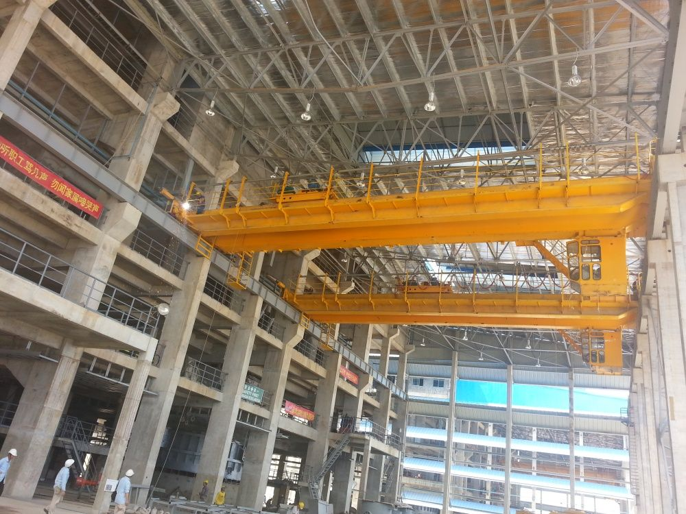 Overhead Crane with Cabin Control