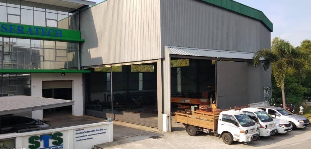 Seratech Office Exterior 2