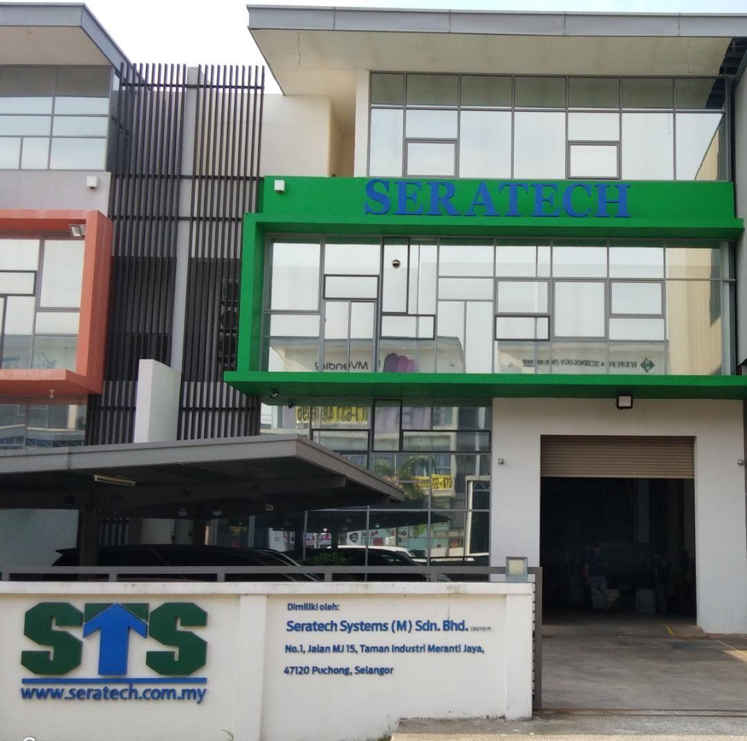 Seratech Office Exterior 3