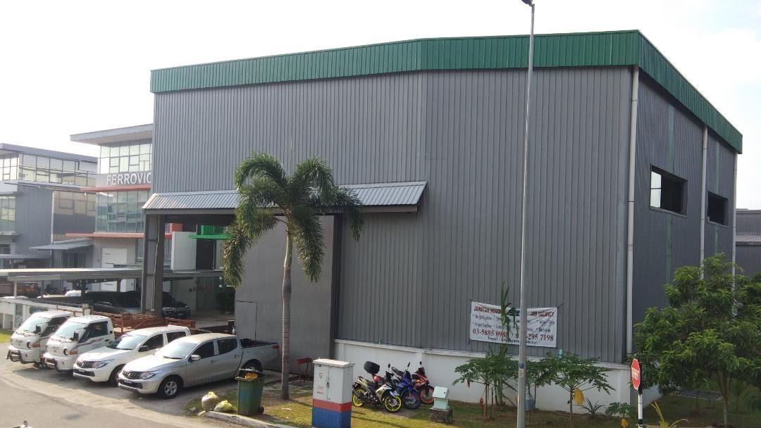 Seratech Office Exterior 6