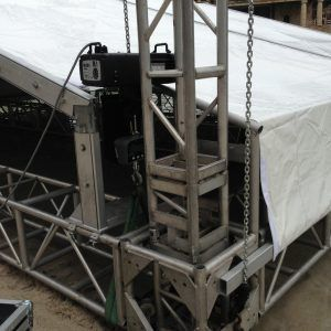 Theater Stage Hoist