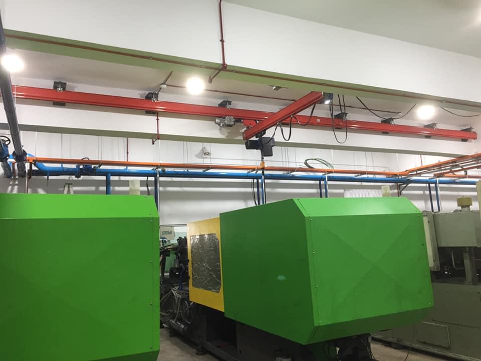 KBK Customized Crane Systems